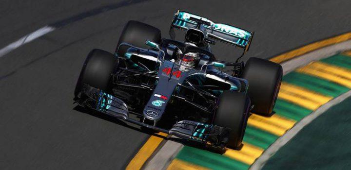 Mercedes informa cambios para temporada 2019 de F1