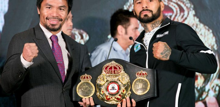 Regresa Manny Pacquiao sin temor