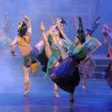Ofrecen gran gala la Compañía Nacional de Danza, el Ballet Folklórico de México de Amalia Hernández y Elisa Carrillo