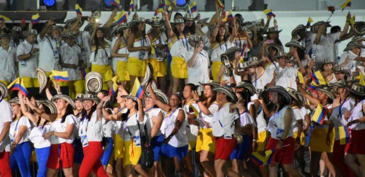 Shakira, sensacional; abren Juegos Centroamericanos y del Caribe 2018