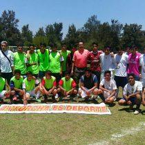 """""""Antorcha de Plata""""; quinto torneo de futbol que se realizará mañana en la CDMX"""