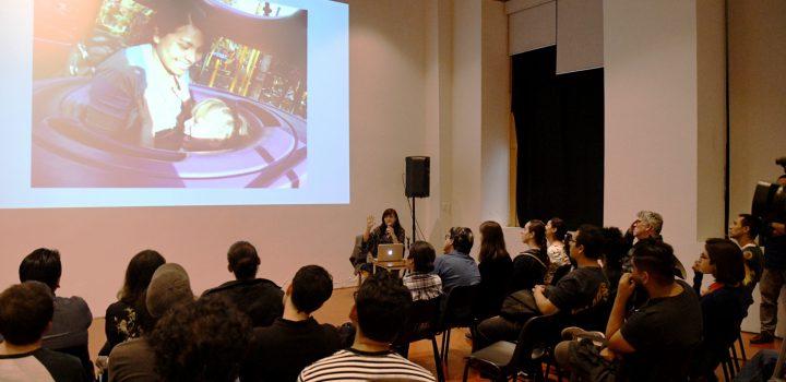 Patricia Aridjis comparte sus procesos de producción en el Centro de la Imagen