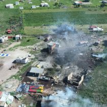 Arde Tultepec: 24 muertos