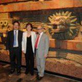 Presentan el recorrido virtual por el túnel de la Serpiente Emplumada: una visita al inframundo teotihuacano