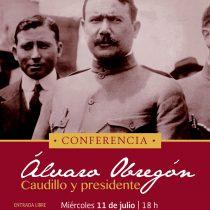 Recuerda el INEHRM a Álvaro Obregón, en el 90 aniversario de su magnicidio
