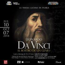 Puebla recibe magna exposición entorno a Leonardo Da Vinci