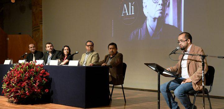 Suena nuevamente la poesía de Alí Chumacero en el Palacio de Bellas Artes