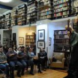 Narradores orales brindan una variedad de historias en la Capilla Alfonsina