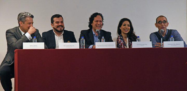 Llega a Bellas Artes nueva propuesta operística de La italiana en Argel