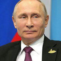 Cumbre de Putin y E. Serrano