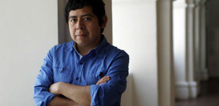 El autor oaxaqueño Pergentino prepara dos volúmenes de cuentos