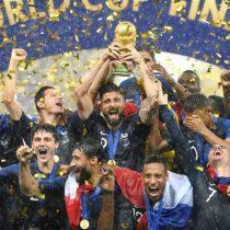 Final de la Copa Mundial Rusia 2018