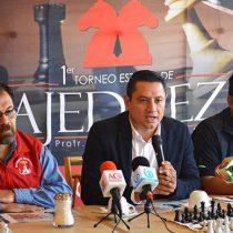 "Celebra Antorcha 1er Torneo Estatal de Ajedrez ""Manuel Hernández Pasión"""