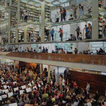 Concluye la OSIM su 27 gira nacional con magno concierto en la Biblioteca Vasconcelos