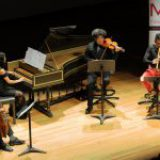 Horacio Franco y la agrupación MC415 abrieron el II Festival Internacional y III Jornadas Música y Ceguera