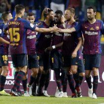 Barcelona, ¡súper campeón!