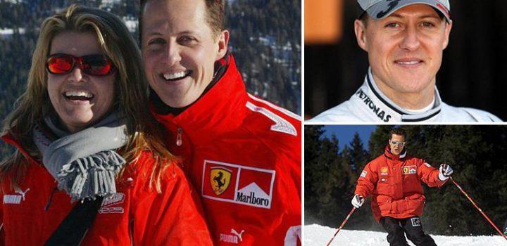 Michael Schumacher regresa a casa