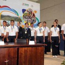 La Marina reconoce a sus deportistas medallistas en Barranquilla 2018