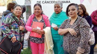 Habitantes de Iztapalapa beneficiados con estudios médicos gratuitos