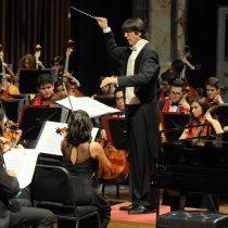 Ovacionan a la OSIM en el Palacio de Bellas Artes