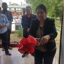 Antorcha inaugura nuevas aulas en la PLC Cuautitlán Izcalli