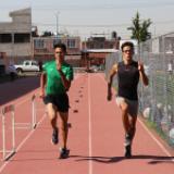 Chimalhuacanos representarán a México en el campeonato de Atletismo de Jacksonville, Florida