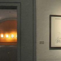Inauguran exposición en homenaje a José Luis Cuevas