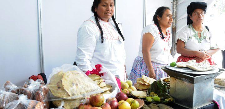 Inauguran la Feria de las Lenguas Indígenas Nacionales en el Centro Nacional de las Artes