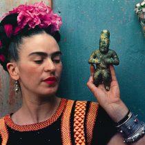 Con gran éxito continúa la muestra Frida Kahlo: Making Her Self Up, en el Victoria & Albert Museum