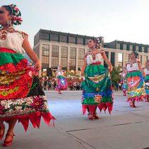 Realizan grupos culturales gira por el norte del país