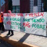 Miles participarán en cadenas humanas; demandan al gobernador solución e intervención
