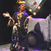 Espectáculo La Prietty Guoman despide vitalidad y orgullo por la diferencia