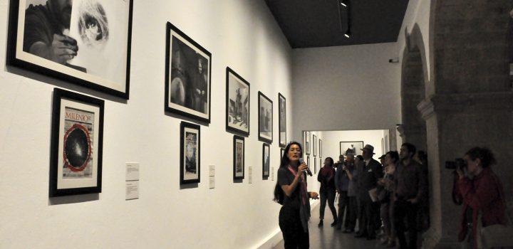 Resultado de imagen para Presentan la exposición Luna y Sol, Dualidad en San Ildefonso