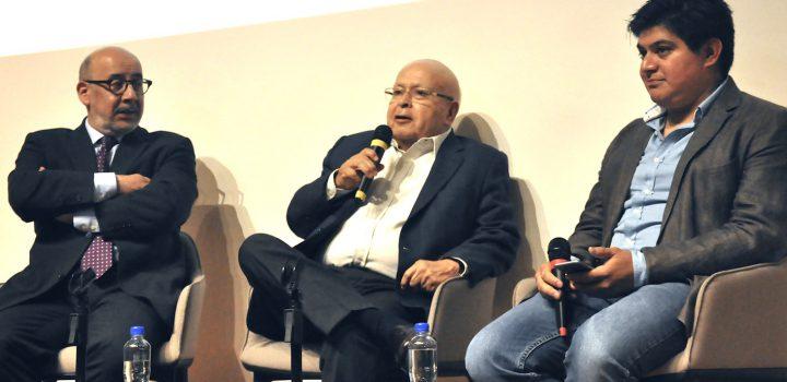Gerardo Estrada rememora momentos culminantes del movimiento del 68