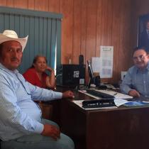 Por falta de infraestructura se inunda San Quintín en basura
