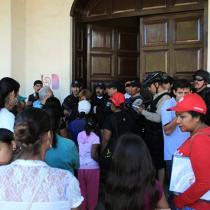Denuncian arbitrariedad de director del SAPAZA contra estudiantes humildes de Ciudad Guzmán