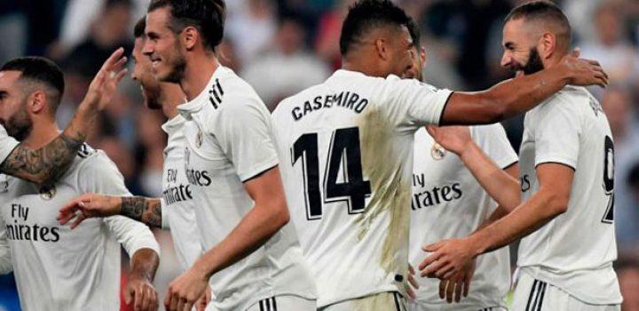 Barcelona y Real Madrid, por liderato