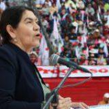 En la CDMX antorchistas denuncian que gobernador de Hidalgo, Omar Fayad, no cumple