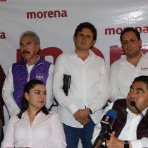 Érika Alonso y Miguel Barbosa no ceden