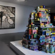 Inauguran la muestra Construyendo Puentes. Arte chicano/mexicano  de Los Ángeles a Ciudad de México