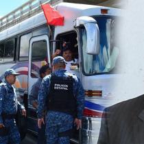Omar Fayad, gobernador de Hidalgo no sólo no cumple y miente; ahora, es represor