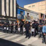 Segundo Informe de Mentiras; policía municipal reprime manifestación