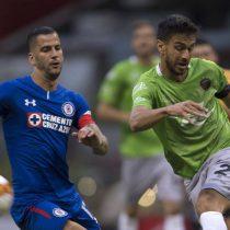 Cruz Azul vence a Juárez 2-0 y está en semifinales