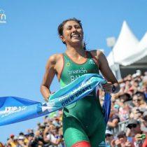 México, campeón mundial juvenil de triatlón