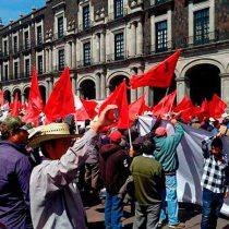 Veinte mil mexiquenses marchan hoy en Toluca por insensibilidad de funcionarios estatales que no solucionan problemas graves