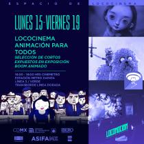 Festival de Animación Locomoción dedica sus imágenes a la alquimia