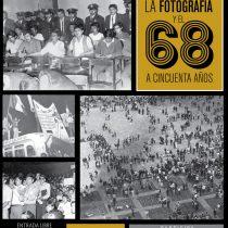 El historiador Alberto del Castillo Troncoso disertará sobre La fotografía y el 68 a cincuenta años