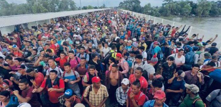 «Feliz porque ya estoy en México… En Honduras sólo hay pobreza…»
