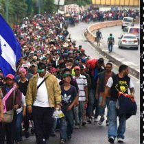 ¿Qué refleja la caravana de migrantes hondureños?