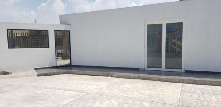 Antorcha inaugura un Salón de Usos Múltiples en GAM